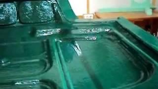 2. How to make a hood BMW, gelcoat. (нанесение гелькоата)(, 2012-01-12T17:09:18.000Z)