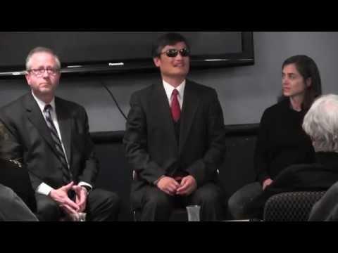 Chen Guangcheng: The Barefoot Lawyer