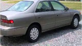 1997 Toyota Camry Used Cars Mooresville NC