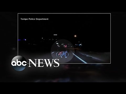 Download Youtube: New video shows moments before fatal self-driving Uber crash