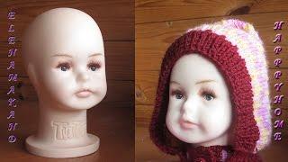 видео Манекен голова для головных уборов и париков