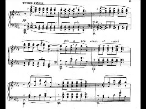 Debussy - Clair de Lune from Suite Bergamasque (Crossley)