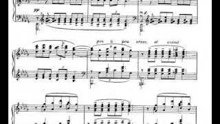 Debussy - Clair de Lune from Suite Bergamasque (Crossley)