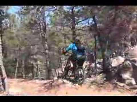 Black Hills Mountain Biking M Hill Downhill Rapid City South