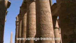 Egypt the Land of civilizations with Vantage Travel International.avi Thumbnail