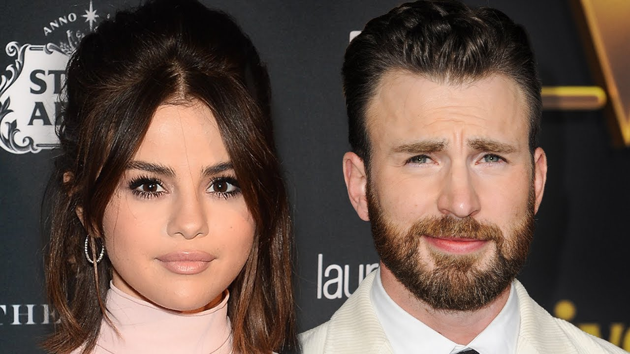 Why Fans Think Selena Gomez and Chris Evans Might be Dating