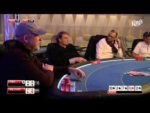CASH KINGS E03 - Highlight - Revanche von Scotty - Live cash game poker show
