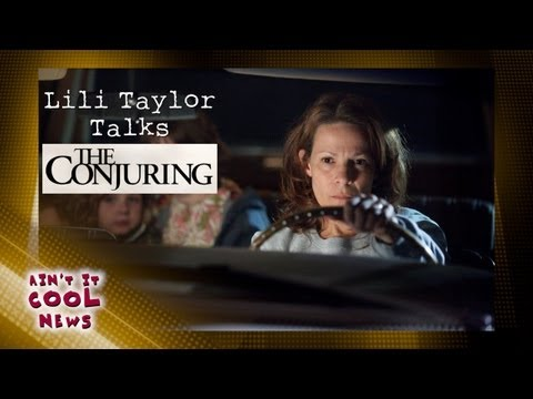 Lili Taylor Talks The Conjuring excerpt with mild spoilers