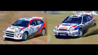 Gambar cover Carlos Sainz vs Colin Mcrae @ WRC Rally Portugal (Baltar) HD