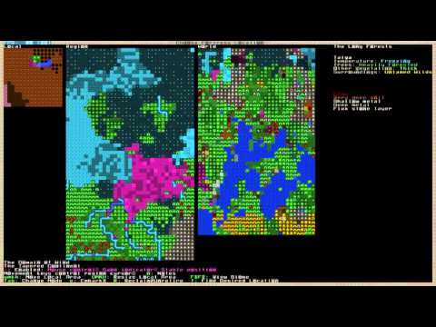 Dwarf Fortress 0.42 (Evil Biome) Let's Play S2P1