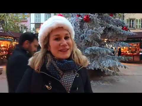Blog Image De Noel.En Direct Du Marche De Noel De Colmar Avec Laurene Du Blog Mon Week End En Alsace