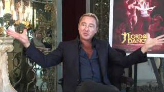 Exclusive: Michael Flatley Talks Lord Of The Dance 3D