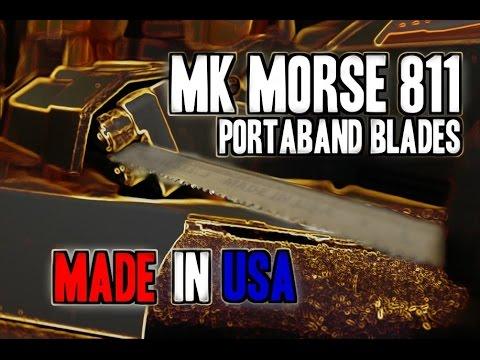 MK Morse 811 Portaband Blades