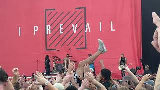 I Prevail - Rise Above It @ Louder Than Life (September 27, 2019)
