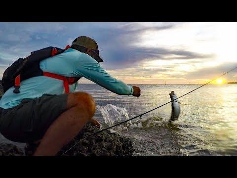 How To Fish Smathers Beach, Key West - Tarpon Tips