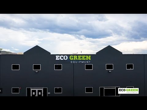 Eco Green Equipment - Leaders In Tire Recycling Equipment