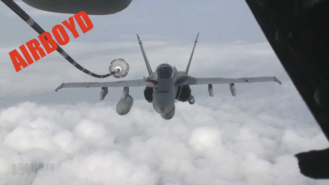 Like Air force refueling aircraft you have