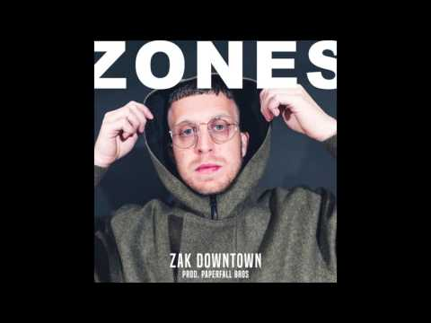 "Zak Downtown - ""ZONES"""