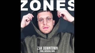 """Zak Downtown - """"ZONES"""" thumbnail"""
