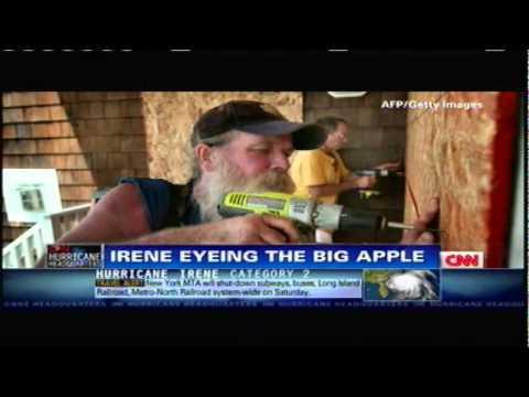 CNN Hurricane Music