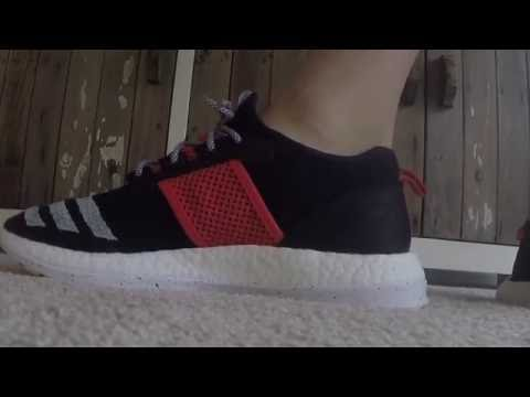 sports shoes 7ac93 2f551 Unboxing and On feet Adidas Pureboost x Livestock