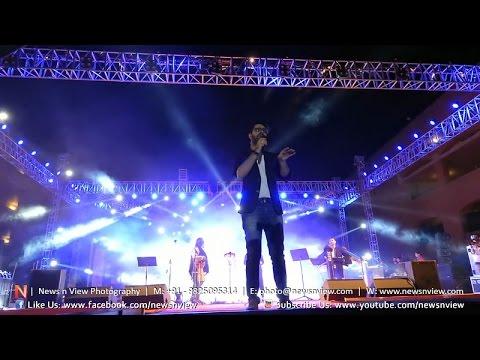 Gulabi Song | Sachin Jigar Coke Studio at IIM Ahmedabad Chaos 2017 Cultural Fest