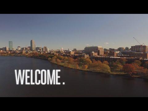 Boston University Welcomes the World's Grad Students