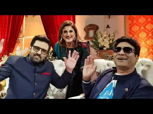 Malkoo & Afzal Khan Jan Rambo  Funny Moments Video