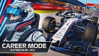 F1 2018 Career Mode Part 45: HUGE UPGRADES FOR SPAIN