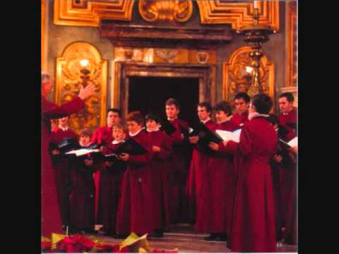 Choir of New College, Oxford - Renaissance Masterpiece