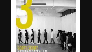 Super Junior - Sorry, Sorry [mp3]
