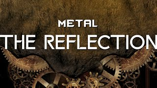 Heavy Djent Metal The Reflection by Legna Zeg Royalty Free