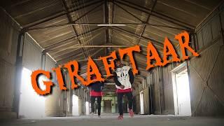 EMIWAY BANTAI-GIRAFTAAR || Kiran kTanti & Avi Tanti Dance and choreography (MR.kD) Kiran k Tanti