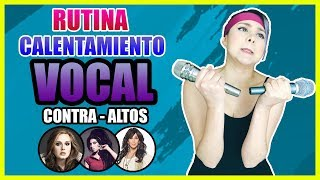 Baixar RUTINA VOCAL DIARIA para CONTRA-ALTOS | Clases de Canto | CASIO CHORDANA PLAY