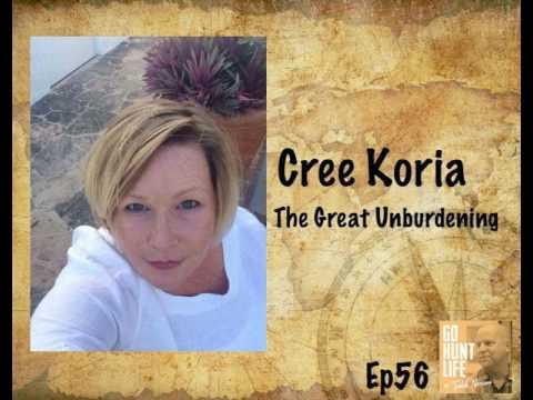 Ep56 The Great Unburdening of the American Dream - Cree Koria