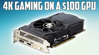 The Budget 4K Gaming Experience