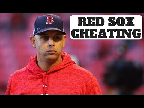 Red Sox Cheating Accusations Worse Than Astros?