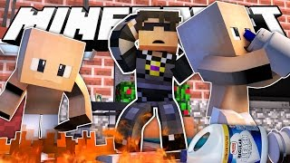 Minecraft WHO'S YOUR DADDY | BABIES CATCHING ON FIRE?!