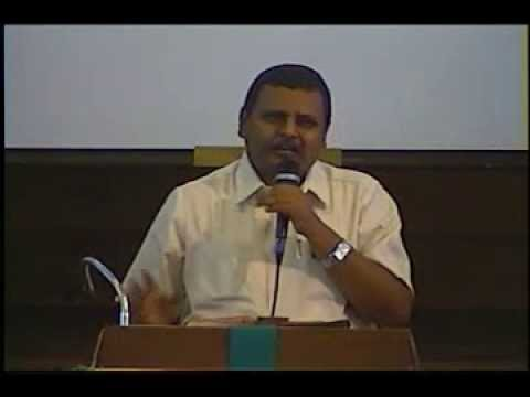 TCFSC August 2013 - Message By Pastor Bhogi Santha Rao