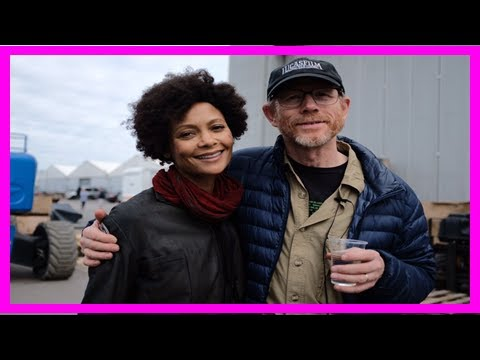 Breaking News | Ron howard reveals thandie newton's return to the han solo movie set