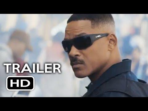 Bright Teaser Trailer #1 (2017) Will Smith Sci-Fi Movie HD