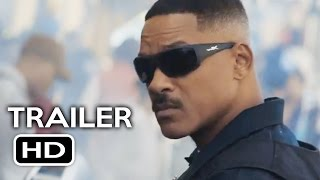 Bright Teaser Trailer #1 (2017) Will Smith Sci-Fi Movie HD