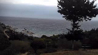 Кипр пляж Конос Бей бич