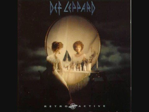 Def Leppard - Miss You In A Heartbeat (Electric Version)