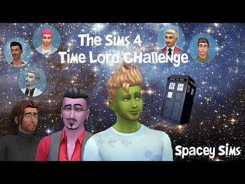 The Sims 4 Time Lord Challenge | Season 8 | Part 3 - Teenage Dream