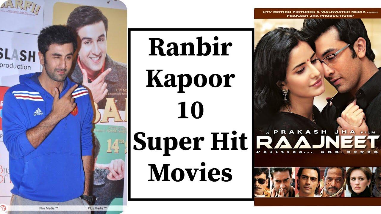 Ranbir kapoor Top 10 Super Hit Movies List | by Top Hit ...
