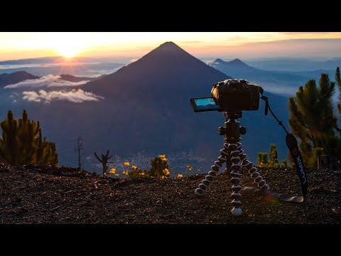 Guatemala Adventure Travel Video 2017 - Volcán Fuego, Lago Atitlan , Semuc Champey, Tikal