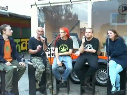 Piratenpartei lädt ein: Diskussionrunde Drogen- und Suchtpolitik am 17.9.2011, Teil 2 von 2