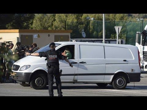 Suspected driver in Barcelona attack killed