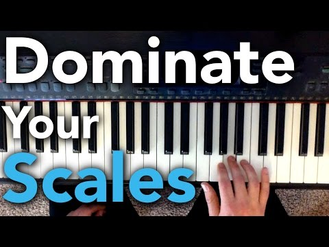 Dominate Your Piano Scales in 10 Minutes a Day Free Webinar